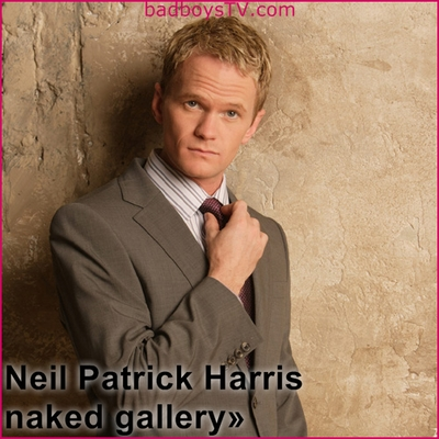 Neil Patrick Harris naked