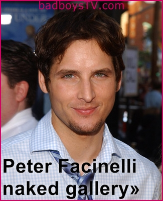 Peter Facinelli Naked